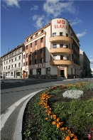 HOTEL A RESTAURACE MG SLAVIE