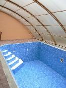 Bazény z těžkých folií