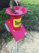 Drtiče zahradního odpadu