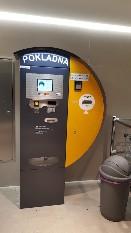 Automatická pokladna