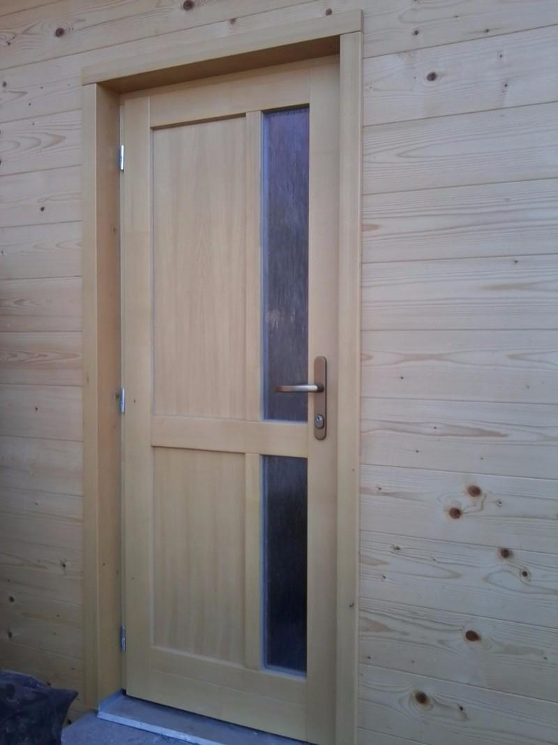 Exteriérové dveře