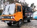 Doprava Multicar M26 4x4