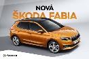 Nová Škoda Fabia