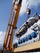 Dieselgenerátory a lodní motory