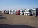 Mezinarodní kamionová autodoprava