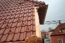 Klempířské práce odvodnění střechy