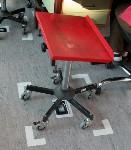 Stavitelny stolek - letecký průmysl