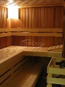Finské suché sauny