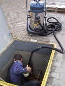 Vyčištění, revize nádrží, odkalení nádrží, ekologická likvidace
