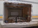 Instalace bočních garážových vrat