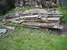 Odvoz starého dřeva