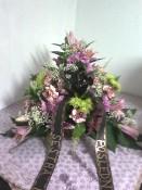 Pohřební květiny