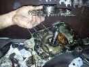 Opravy motoru