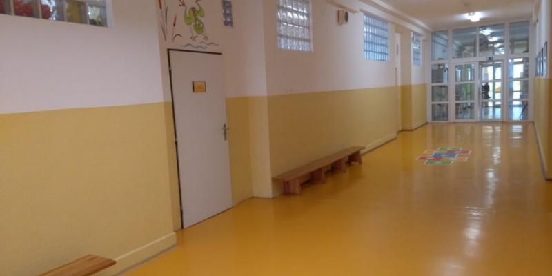 Rekonstrukce Mateřské školy na Základní školu Eden