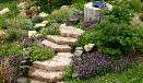 Zahradní architektura zahradní kámen