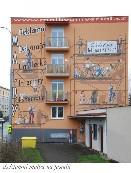 Fasády domů