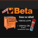 K base na nářadí BETA a získejte 24x WURTH odmašťovač zdarma!