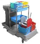 Úklidový vozík CLEAN LIFE Milenium
