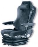 Vibroizolace sedadla řidiče