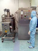 Výrobní jednotka Livacox