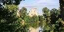 Zřícenina hradu ve Starém Rybníce