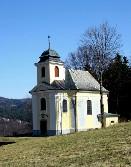 Kaple sv. Jana Nepomuckého na Poušti