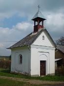 Bezvěrovská kaplička zasvěcená sv. Floriánovi