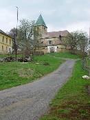 Kostel Petra a Pavla v Dolní Jamné