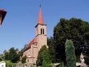 Místní dominanta - kostel sv.Václava