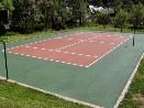 Část sportovního areálu
