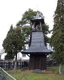 Dřevěná zvonice