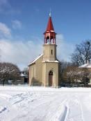 Kaple sv. Jana Křtitele v Horním Holetíně
