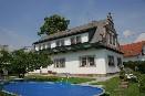 Barokní dům - mandlovna