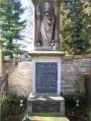 Hořičský hřbitov - hrob Antonína Picha