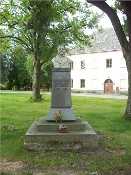 Busta ranhojiče Antonína Picha