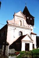 Kostel Sv. Ondřeje u Chlístovic