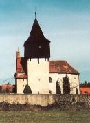 Kostel Sv. Ondřeje v Chlístovicích