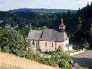 Kostel a obec