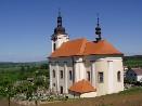 Barokní kostel sv. Petra a Pavla
