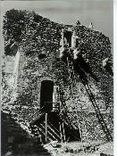 Krakovecká věž před nějakým časm
