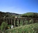 Viadukt železnice