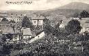Pohled ze Zámeckého vrchu-historická fotografie