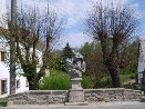 Most se sochou sv. Jana Nepomuckého