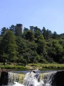 Zřícenina hradu Libštejn