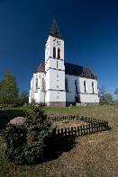 Kostel Horní Maxov