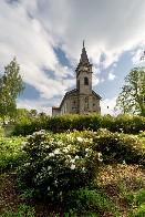 Kostel Lučany