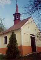 Kaple sv. Floriána v Lidni