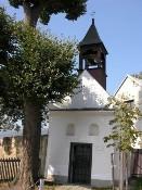 Kaplička v Málkově