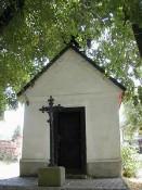 Kaplička v Prašním Újezdě