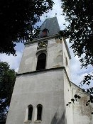 Kostel v Mlečicích
